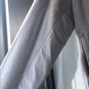 lululemon athletica Sweaters - LULULEMON Grey Zip Up Hoodie